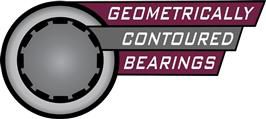 Geometrically Contoured Bearings