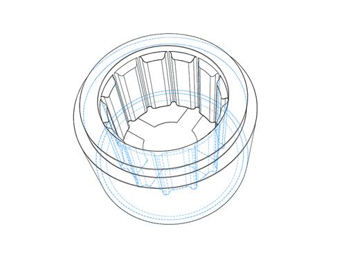 Bearing-Cup